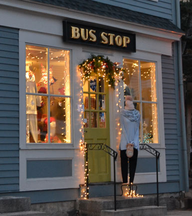 Bus Stop, boutique, Washington St., Marblehead