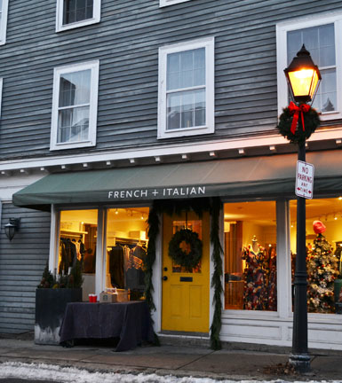 French and Italian, Washington St., Marblehead