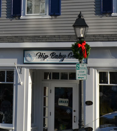 Hip Baby Gear, Washington St., Marblehead