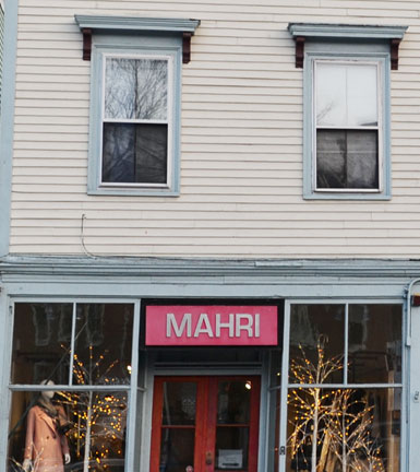 Mahri, Washington St., Marblehead