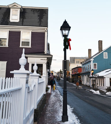 Washington St., Marblehead, Mass.