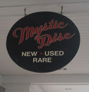 Mystic Disc, Downtown Mystic, Ct.
