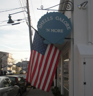 Shells Galore, Downtown Mystic, Ct.