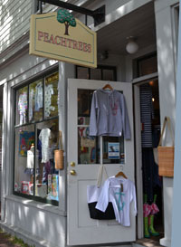Peachtrees, Main St., Nantucket, Ma.
