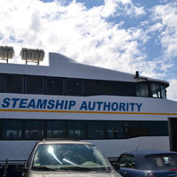 Steamship Authority, Steamboat Wharf, Nantucket, Ma.