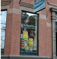 KitchenWares, Newbury St., Boston, Ma.