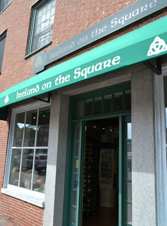 Ireland on the Square, Market Square, Newburyport, Mass.
