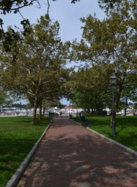 Waterfront Park, Newburyport, Mass.