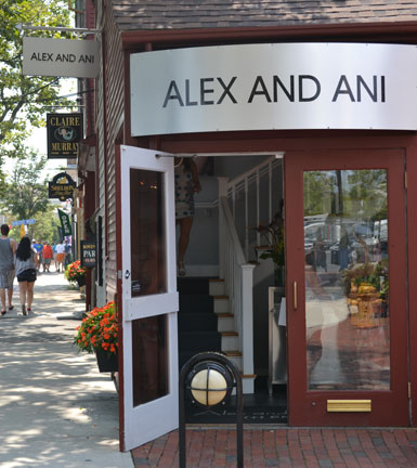 Alex and Ani, Bowens Wharf, Newport, R.I.