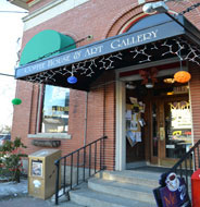 Met Cafe & Art Gallery, Main St., White Mtn. Hwy., North Conway, N.H.