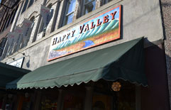 Happy Valley, Main St., Northampton, Ma.