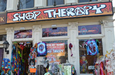 Shop Therapy, Main St., Northampton, Ma.