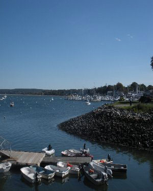 Plymouth Harbor, Plymouth, Ma.
