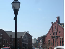 Fore St., Downtown Portland, Maine