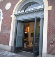 Urban Outfitters, Middle St., Portland, Maine