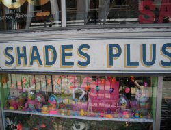Shades Plus, Thayer St., Providence, R.I.