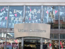 Urban Outfitters, Thayer St., Providence, R.I.