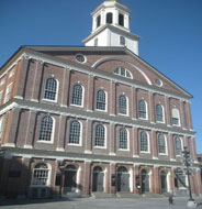 Faneuil Hall, Boston, Ma.