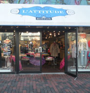 L'Attitude Boston Boutique, South Market, Faneuil Hall Marketplace, Boston, Ma.