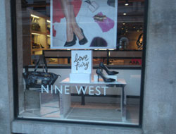 Nine West, North Market, Faneuil Hall Marketplace, Boston, Ma.