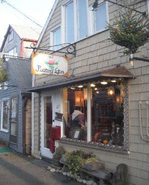 Rockport Massachusetts Scenic Shopping