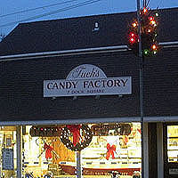 Tuck's Candy Factory, Rockport, Ma.