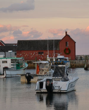 Motif #1, Rockport Harbor, Rockport, Ma.