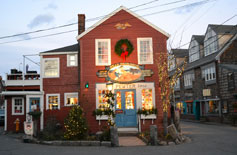 The Pewter Shop, Bearskin Neck, Rockport, Mass.