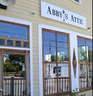 Abby's Attic, Robinson St., Downtown Wakefield, R.I.