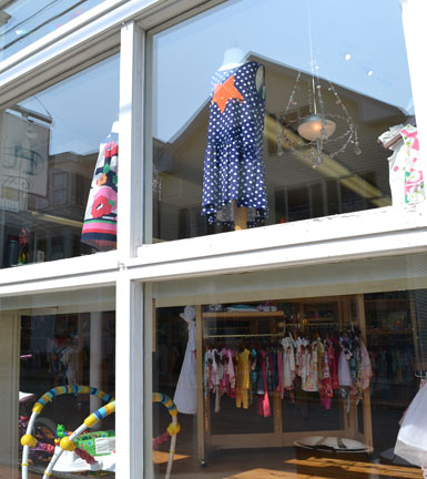 Luca Boutique, Children's and Maternity Resale, Water St., Warren, R.I.