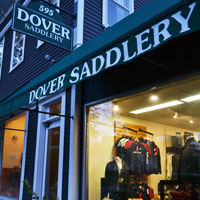 Dover Saddlery, Washington St., Wellesley, Ma.