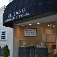 Joel Bagnal Jewelers, Central St., Wellesley, Ma.