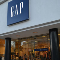 Gap, Central St., Wellesley, Ma.