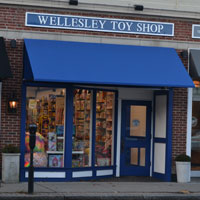 Wellesley Toy Shop, Central St., Wellesley, Ma.