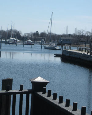 Wickford Harbor, Wickford, R.I.