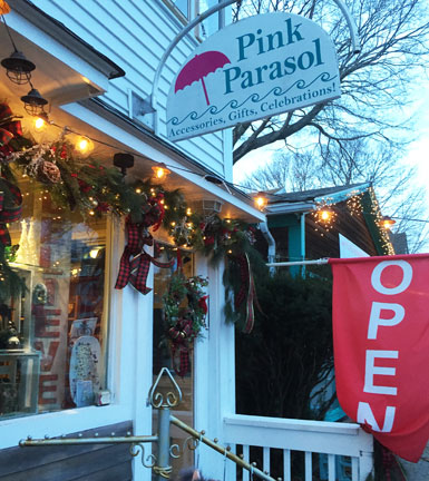 Pink Parasol Boutique, Brown St., Wickford