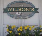 Wilson's of Wickford, Brown St., Wickford, R.I.