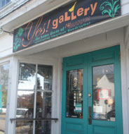 Yes! Gallery, Brown St., Wickford, R.I.