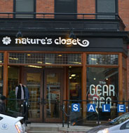 Nature's Closet, Spring St., Williamstown, Ma.